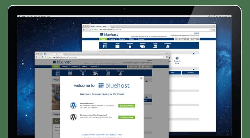 Bluehost PHP 7 WordPress Hosting