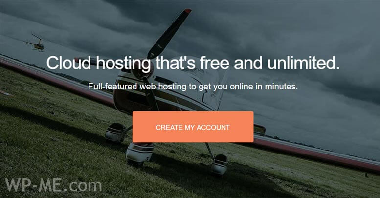 x10hosting Free Cloud WordPress Hosting