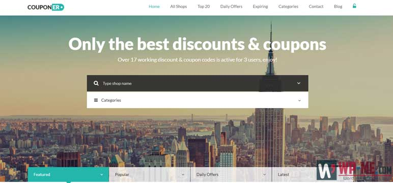 14 Best WordPress Coupon Themes of 2018 for Coupon Sites