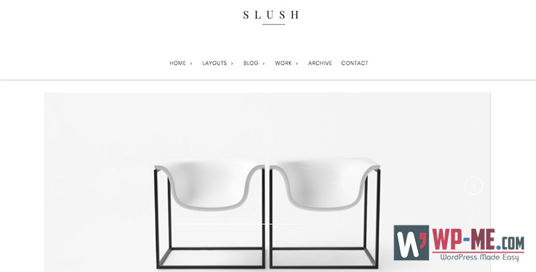Slush WordPress Theme