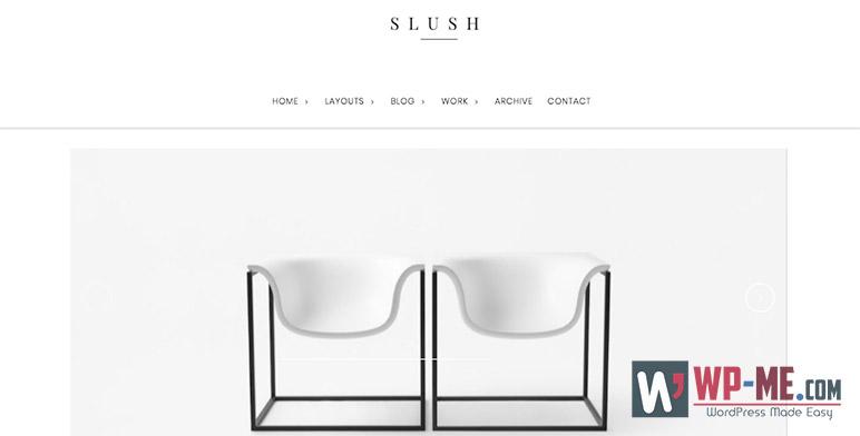 Slush WordPress Theme