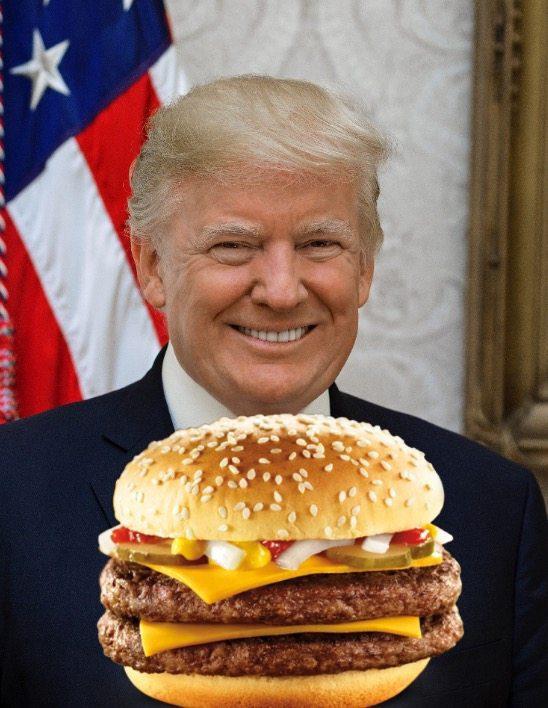 Actually How Donald Trump Eats His Steak Matters Eater