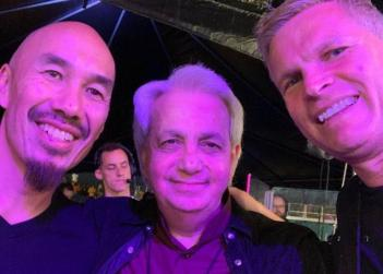 Image result for francis chan benny hinn