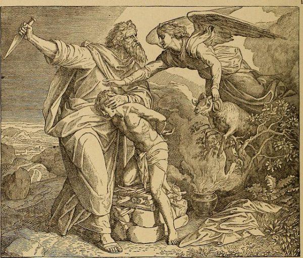abraham and isaac # 0