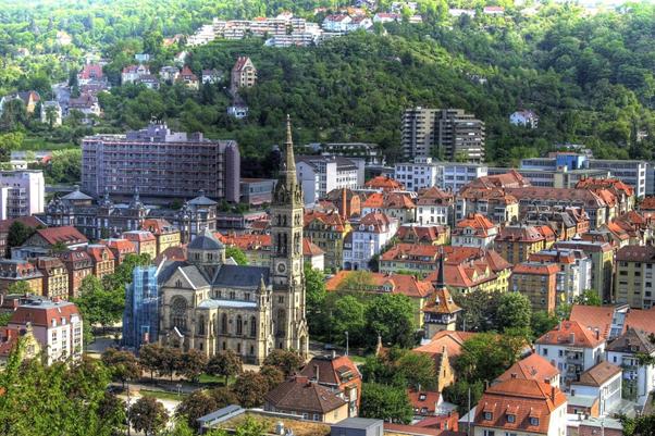 Renting in Stuttgart