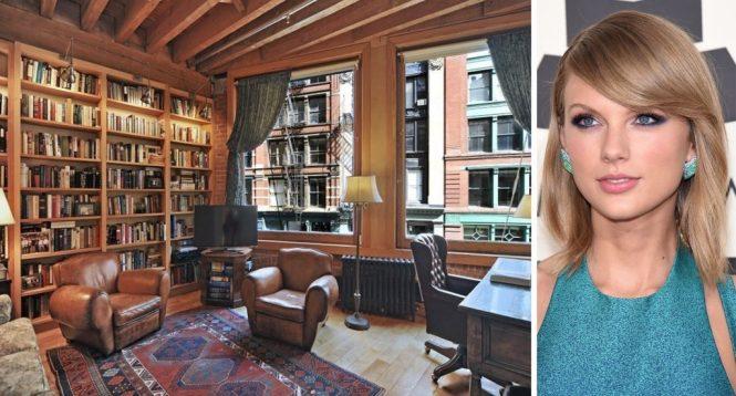 Taylor Swift Tribeca Singer Adds 9 75m Loft To Her