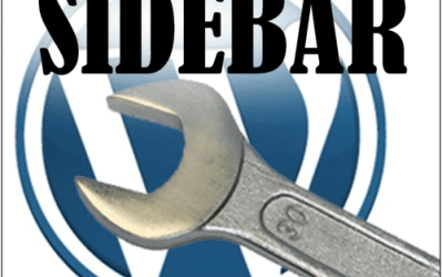 What are WordPress Sidebars