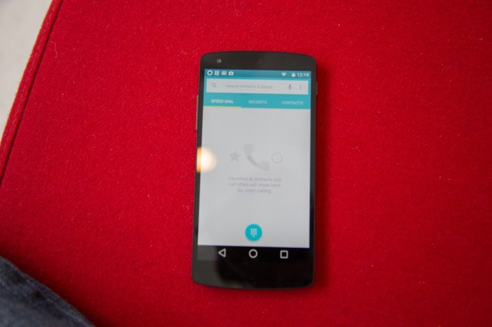 Android L foto 5