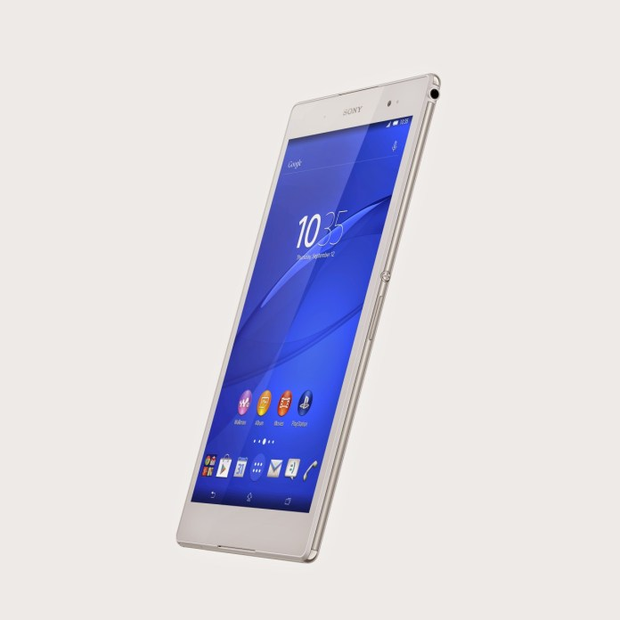 Sony Xperia Z3 Tablet Compact Render (2)