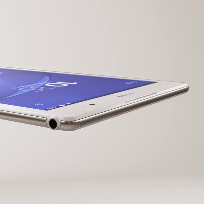Sony Xperia Z3 Tablet Compact Render (7)
