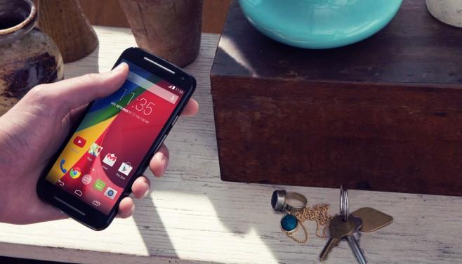 moto g 2nd 658x376 Motorola Moto G Seconda Generazione: nuovo smartphone Android | Scheda Tecnica completa