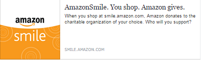"""Amateur Astronomers Association of Pittsburgh is Participating in Amazon Smile. """"AmazonSmile is a simple and automatic way for you to support your favorite charitable organization every time you shop, at no cost to you. When you shop at smile.amazon.com, you'll find the exact same low prices, vast selection and convenient shopping experience as Amazon.com, with the added bonus that Amazon will donate a portion of the purchase price to your favorite charitable organization. """" From http://smile.amazon.com/ ."""