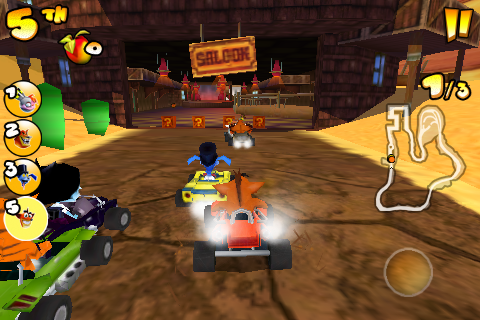 IMG 0959 Review: Crash Bandicoot Nitro Kart 2   Kart Racing King?
