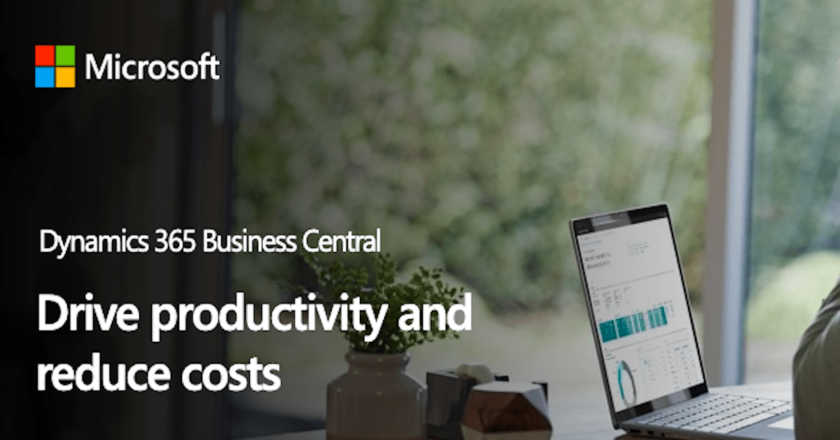 Drive productivity and reduce costs