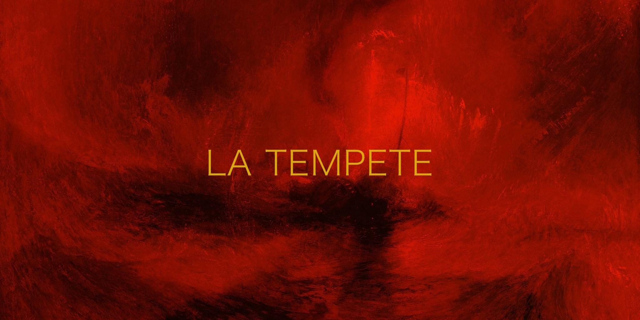 La Tempête de Shakespeare en vidéo