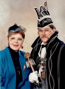 leon-lenie1987 Prinses Leny en Prins Leon I