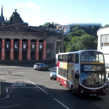 Edinburgh Public Transportation