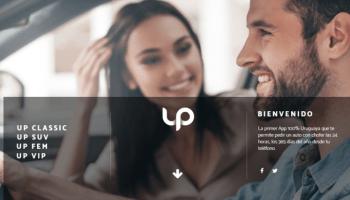 La app UP está por llegar a Salto, Maldonado, Chile y otros nuevos destinos