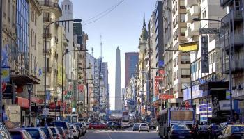 Aplicaciones para conductores en Argentina