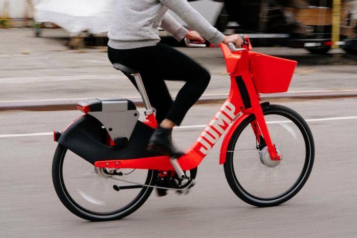 Llega la bicicleta eléctrica y scooter eléctrico de Uber en Arizona