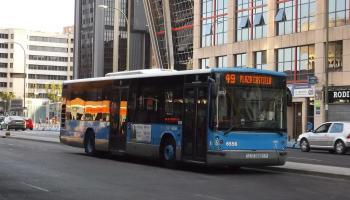 Conductor EMT – ¿Cómo postularse como chófer de autobús en Madrid?