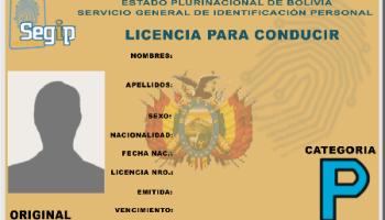 Guía para conseguir la licencia de conducir en Bolivia