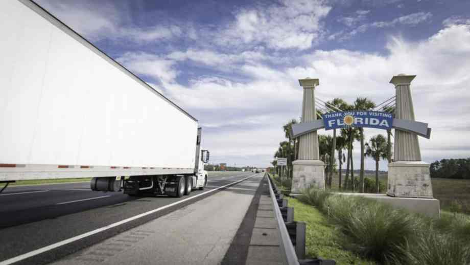 Florida CDL requirements