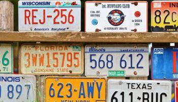 ¿Cómo checar placas americanas? – Consulta de placas de Estados Unidos