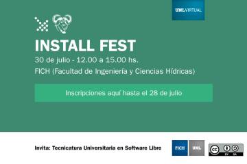 Install Fest