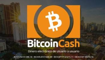 ¿Qué es Bitcoin Cash? La bifurcación nacida a partir de Bitcoin
