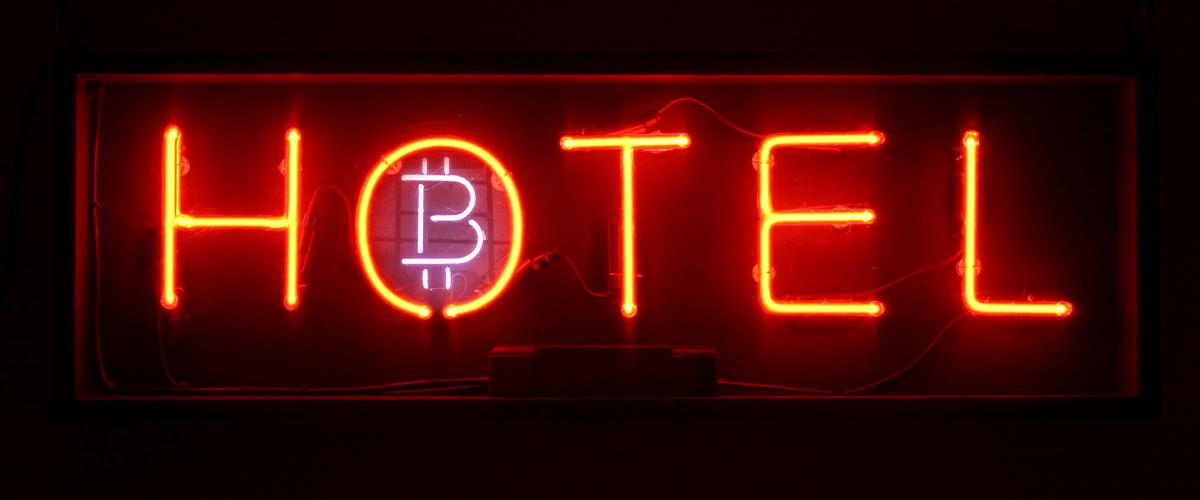 ¿Puedo pagar hoteles con Bitcoin?
