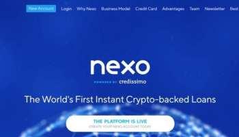 Plataforma Nexo: ¿Cómo funciona?