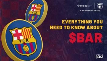 ¿Existe un Token de Barcelona?