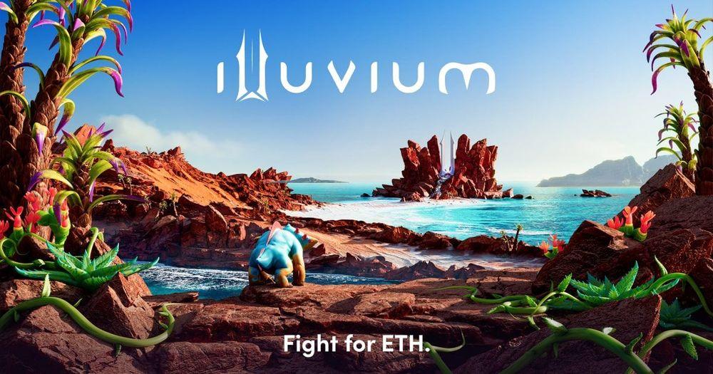 Juego Illuvium, otro título Play-To-Earn  de Ethereum