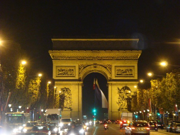Paris, France (2009)