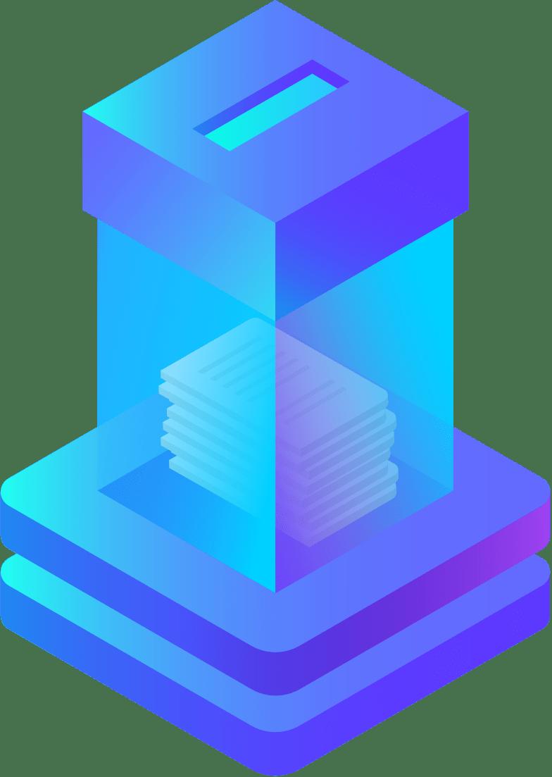 Voting and blockchain