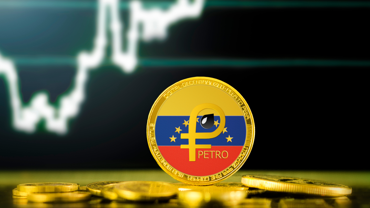 The petro is real and Venezuelans are slowly starting to trade it