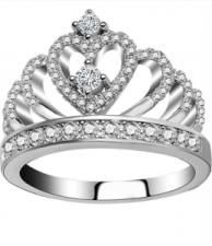 winning crown ring