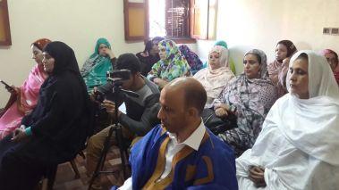 Journée de solidarité avec Claude Mangin organisée par la Ligue des Prisonniers et leurs familles à l'ASVDH