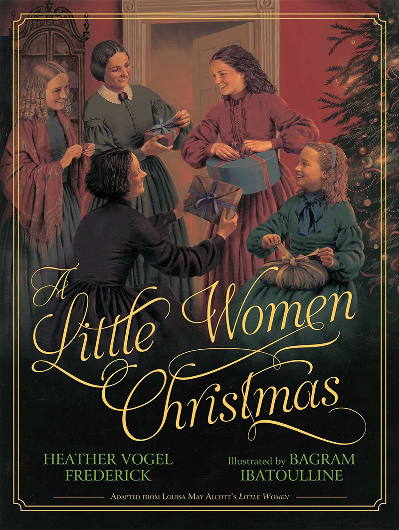 A Little Women Christmas by Heather Vogel Frederick