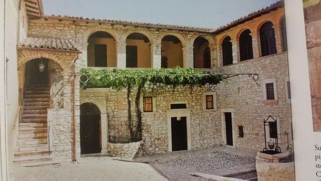 MONASTERY; ST RITA OF CASCIA