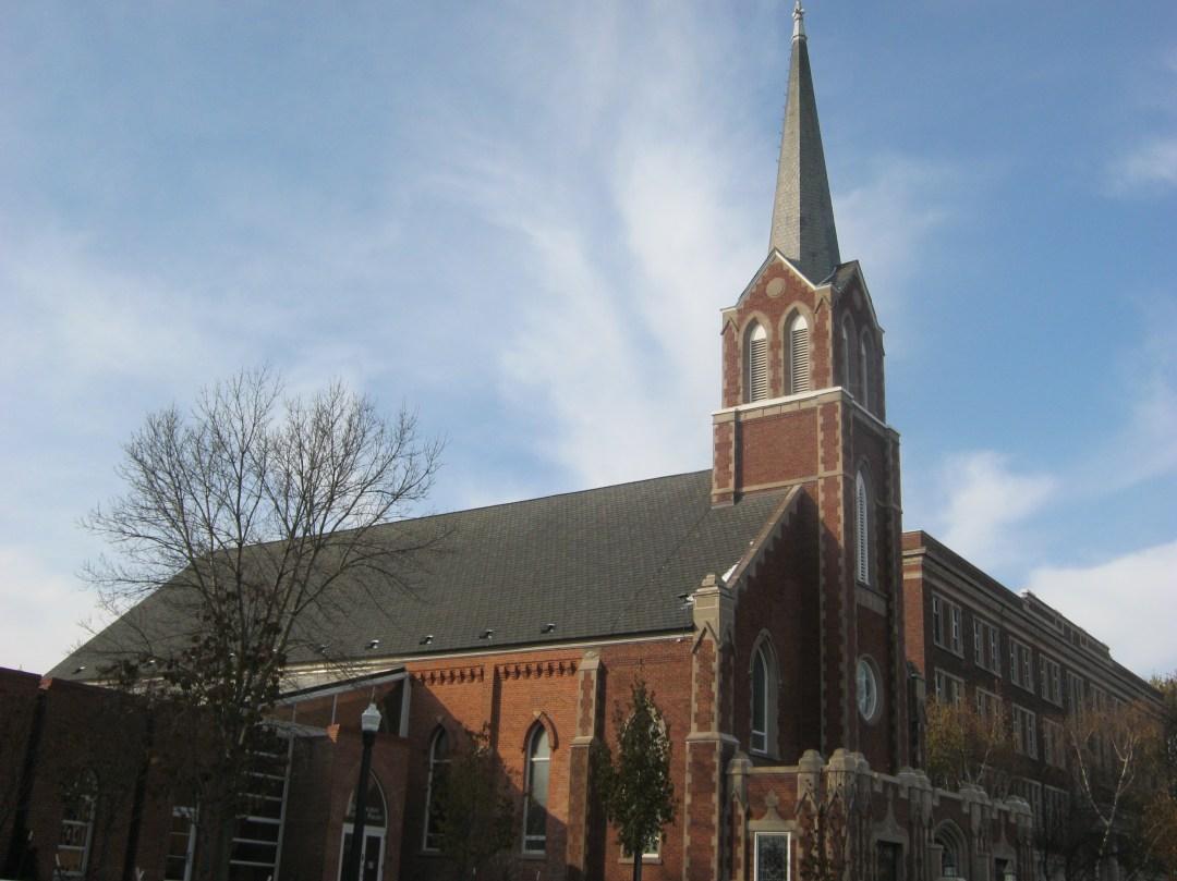 ST. JOSEPH'S SHRINE