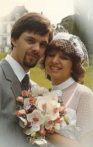 Liefde op het eerste zicht! En na 5 jaar proberen, trouwen (1982)