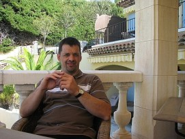 Relaxed in Saint-Paul (2007)