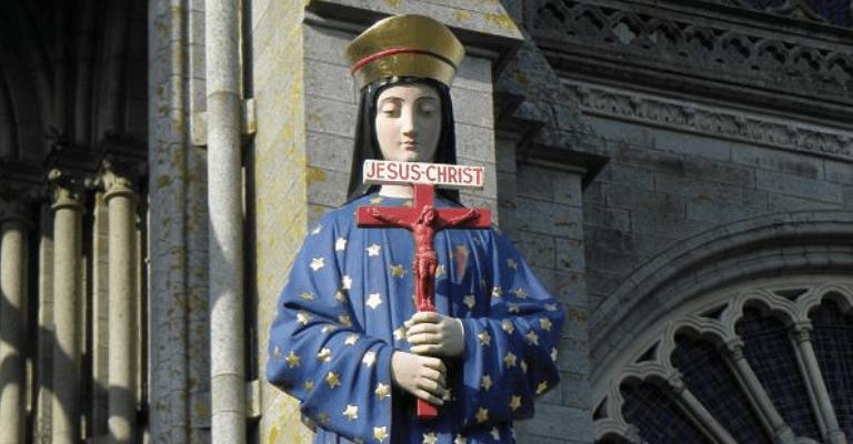 Prière à Notre-Dame de Pontmain pour protéger la France
