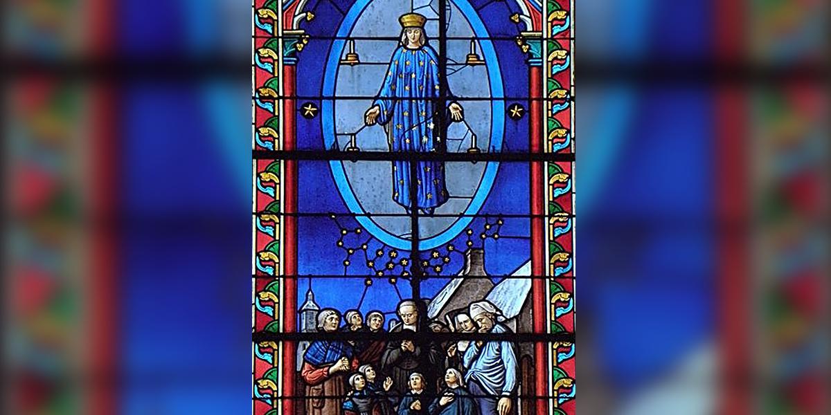 Vidéo : «Mais priez mes enfants», il y a 150 ans, la Vierge apparaissait à Pontmain