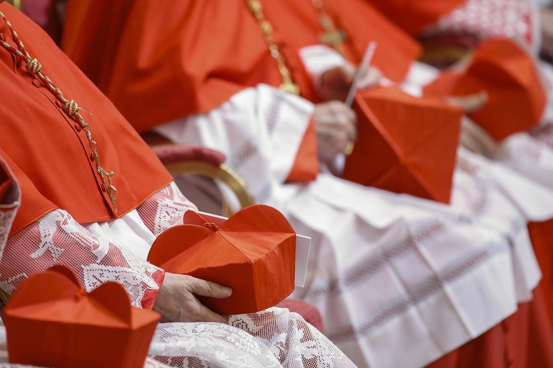 Le pape François annonce la création de 13 nouveaux cardinaux