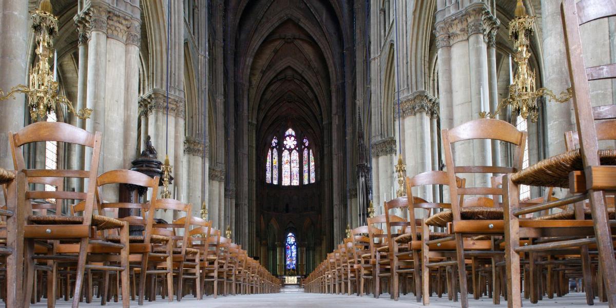 Suivez en direct la messe pour la France à la cathédrale de Reims