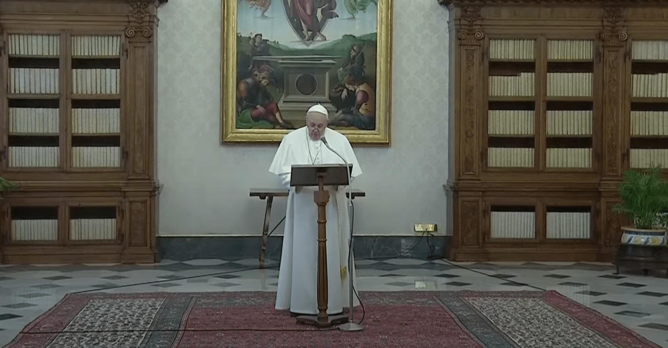 « Le Salut n'est pas automatique », déclare le pape François