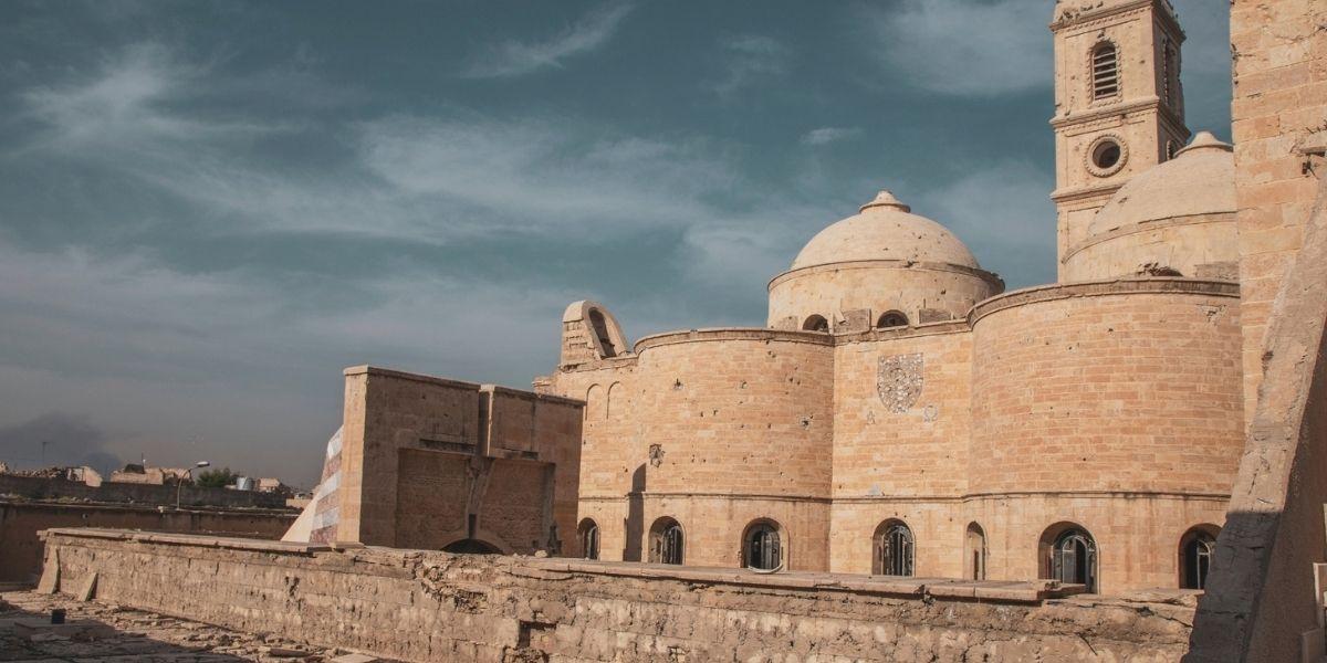 Vidéo : à Mossoul, Notre-Dame de l'Heure renaît de ses cendres